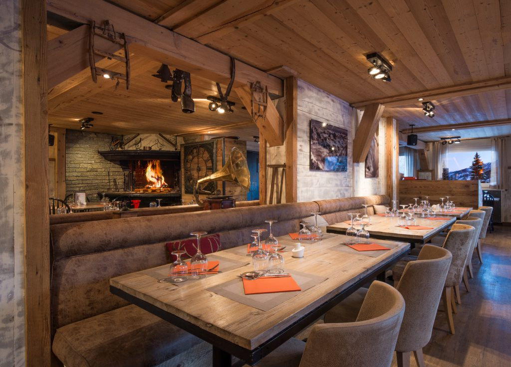Les Escondus - restaurant